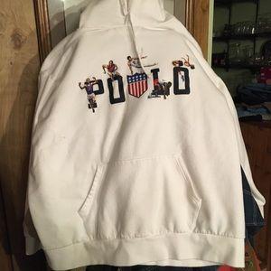 Polo hoody